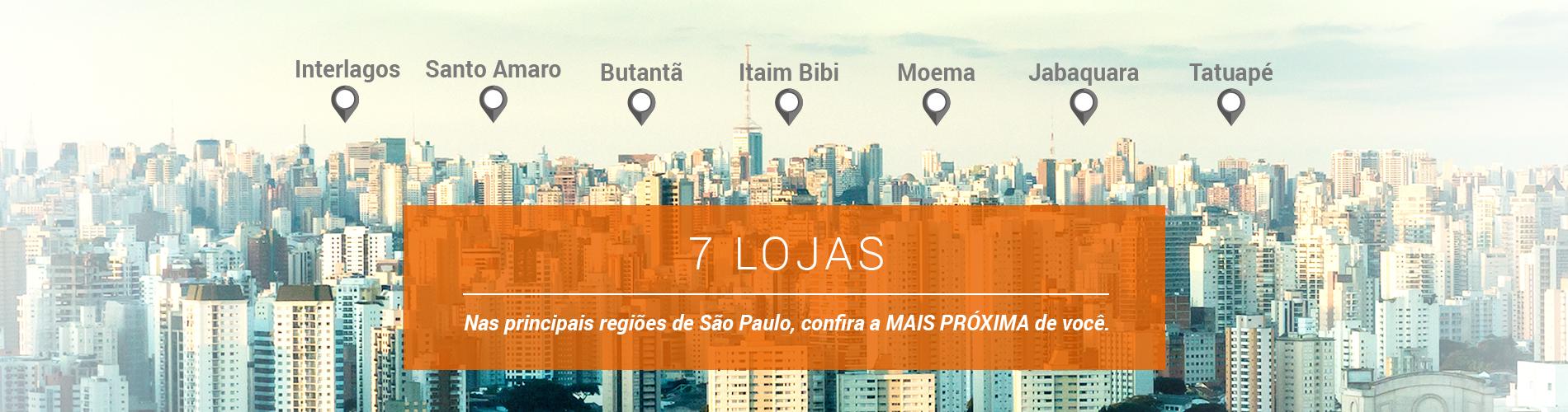 7 Lojas